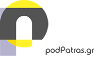 Pod Πάτρας | Podcasts.gr Logo